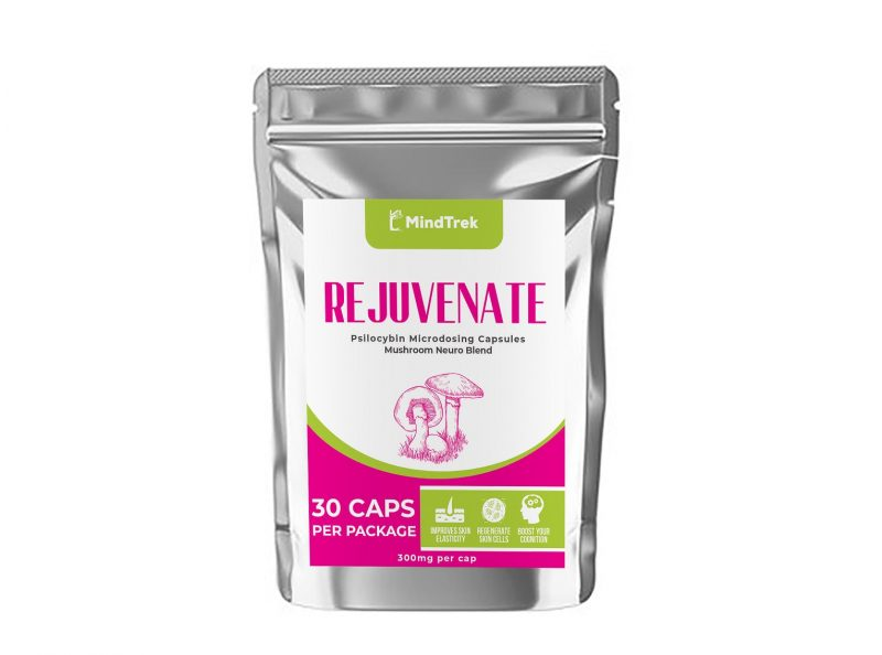 Buy Rejuvenate Microdose Magic Mushroom Online in Canada   Mindtrek